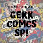 GEEK COMICS SP!🕹📖