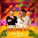 Playlist Top Sertanejo Spotify
