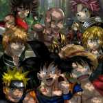 Grupo de One piece