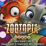 Zootopia do Instagram