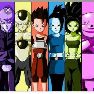 Grupo de Whatsapp Dragon ball multiverso